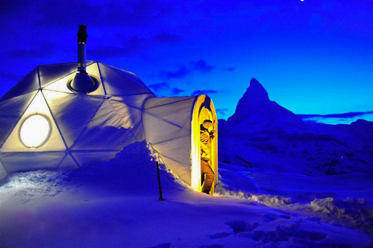 Igludorf-Switzerland-Pacific Domes