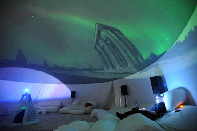 Event Summit Basecamp Dome