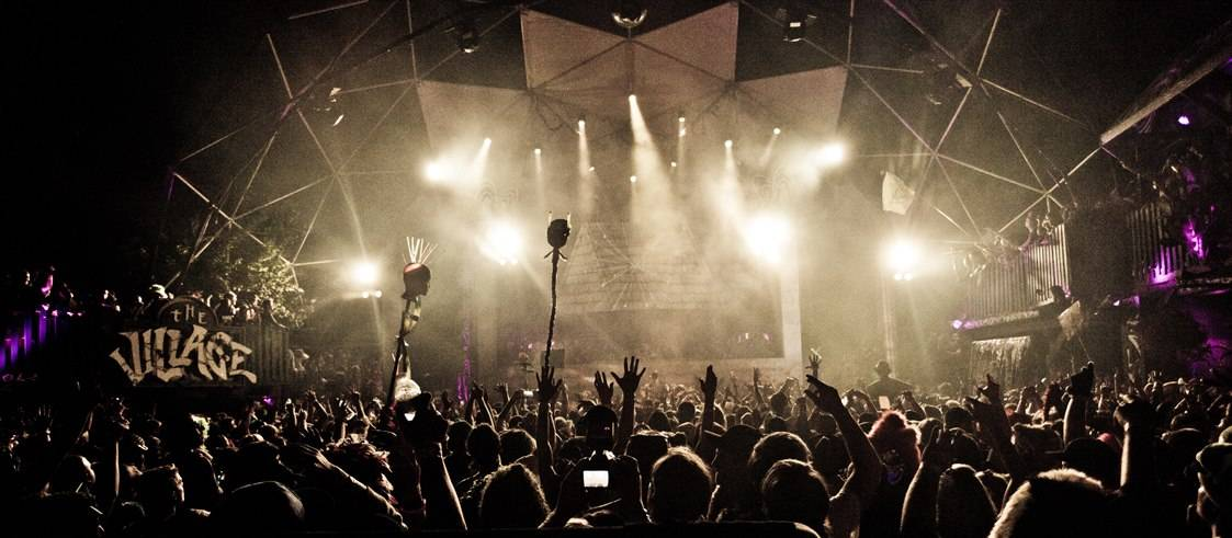 Shambala Festival Dome