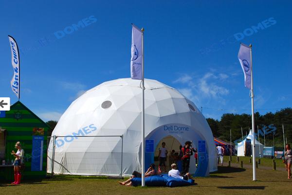 Festival Dome - Corporate Event Marketing Tents