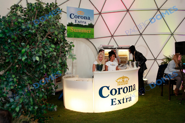 corona event dome, event dome tents for rent, best event domes for sale, event marketing