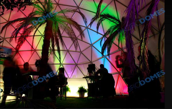 corona dome event - corporate event tents, corporate event marketing, tents for marketing events