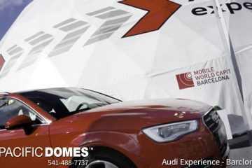 Audi Event Dome