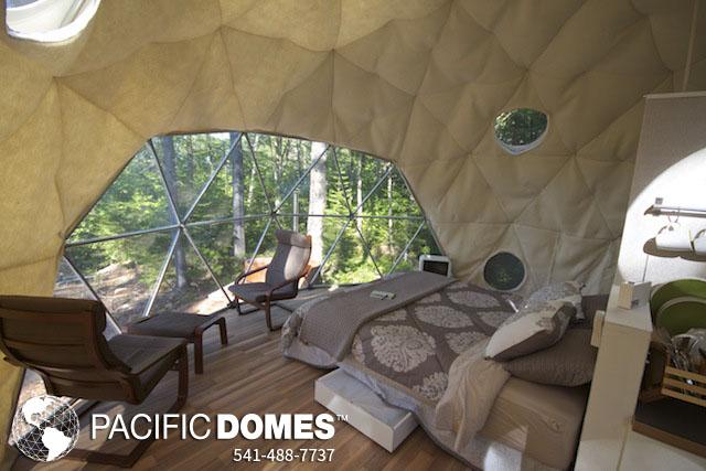 Ridgeback Eco Resort Dome