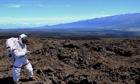 Hi-Seas Mars experiment Hawaii NASA and Pacific Domes