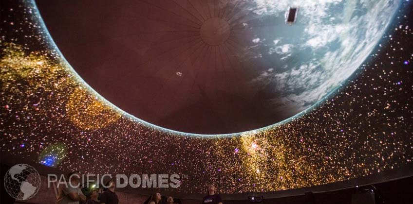 Pacific Domes - Planetarium Domes - Projection Dome Tents