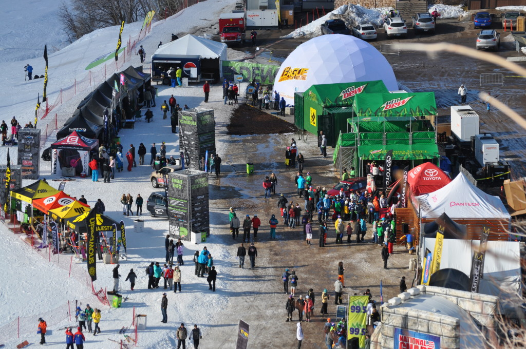 Sporting Event Tent for Rent - Event Tents