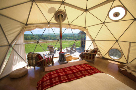 Fforest Glamping Tents for Rent - Best Price