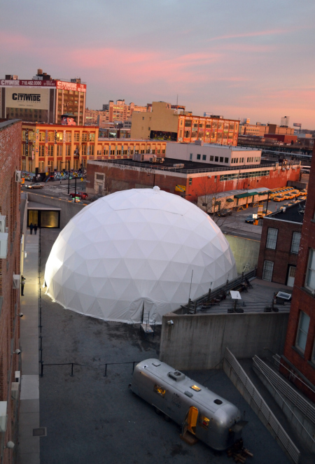 projection dome - Event tent by pacific Domes