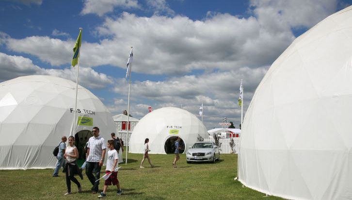 Event Tent - Tents for Corporate Events