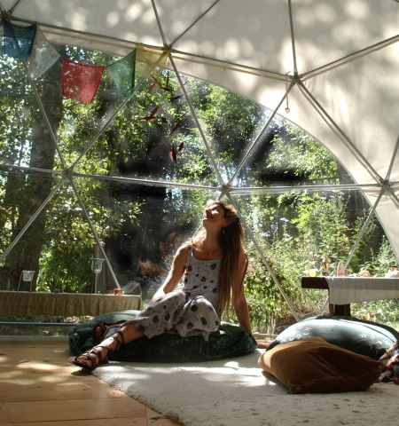 Pacific Domes 30th Anniversary - Tiny Dome Homes