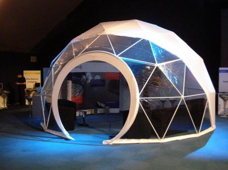 Innovative trade show booth ideas