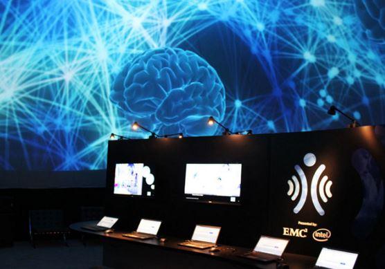 Vortex Immersion -  EMC World