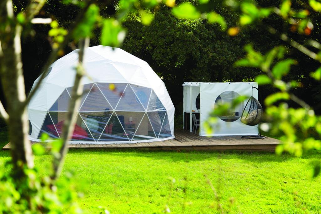 Glisten Camping - Dome Glamping