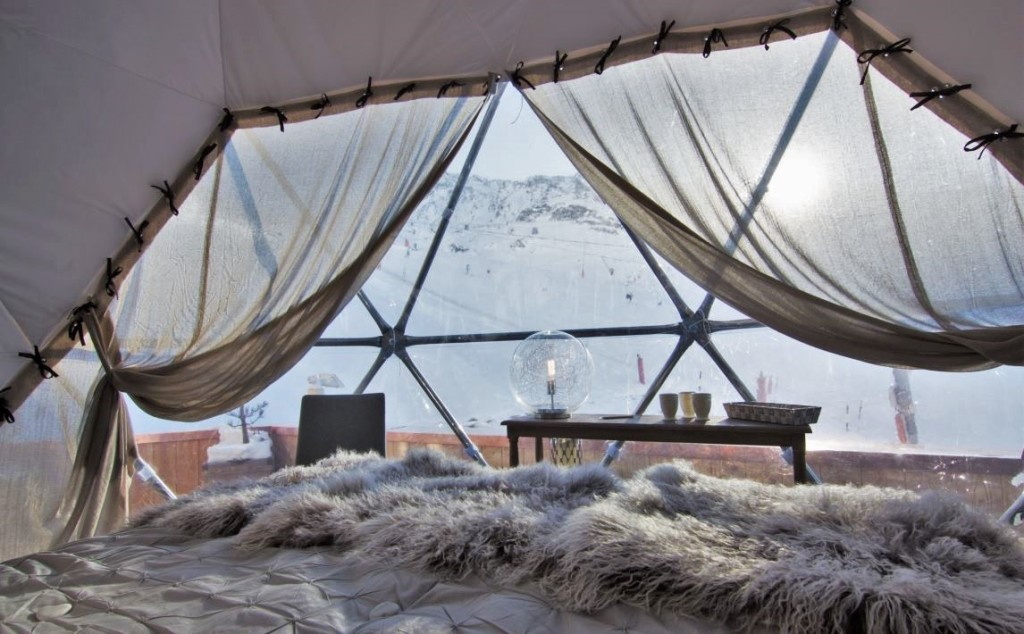 Hotel Pashmina - Dome Pod - France