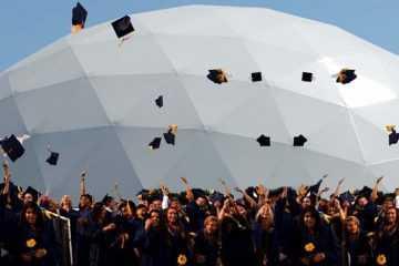 Graduation Dome - Pacific Domes