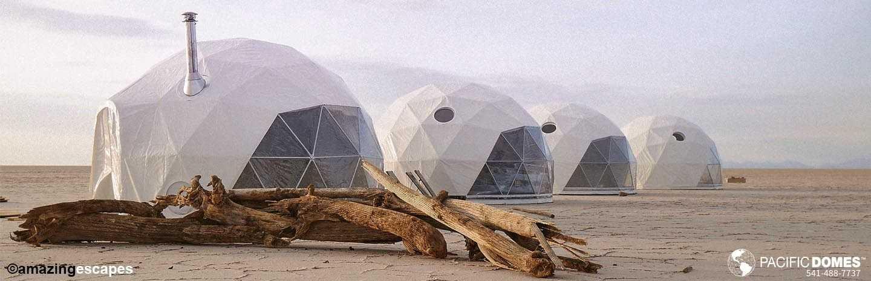 Amazing Escapes Resort Pod Domes - Pacific Domes