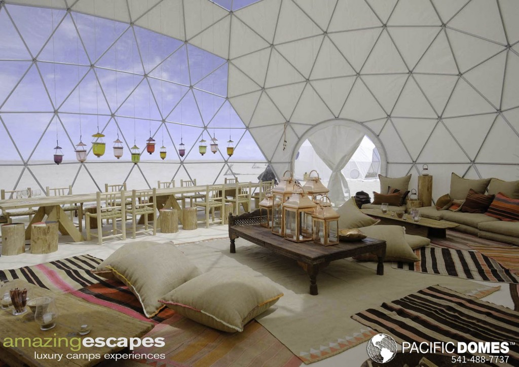 Glamping Dome Shelter, Shelter systems for resorts, resort shelters for sale, glamping shelters for sale