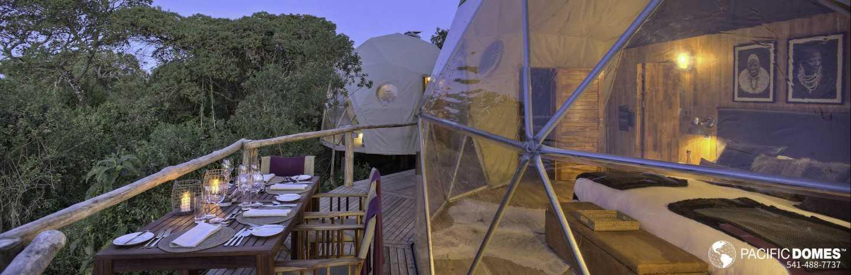 The Highland Safari at Asilia Africa - Pacific Domes
