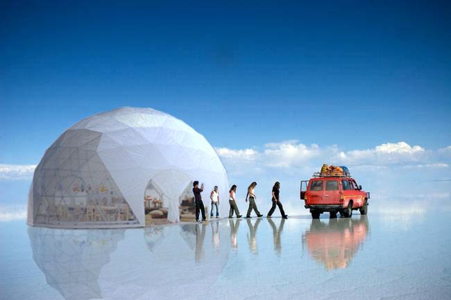 Amazing Escapes Dome Homes