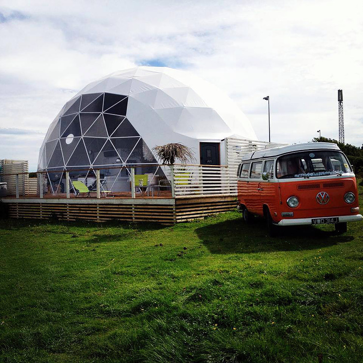 glamping dome Home for rent