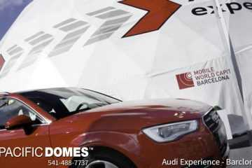 Event Projection Dome Theater - Audi Dome