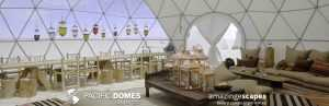 Geodesic Dome Camp - Pacific Domes