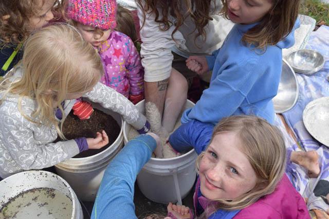 Wildflower Seedball Making Workshop