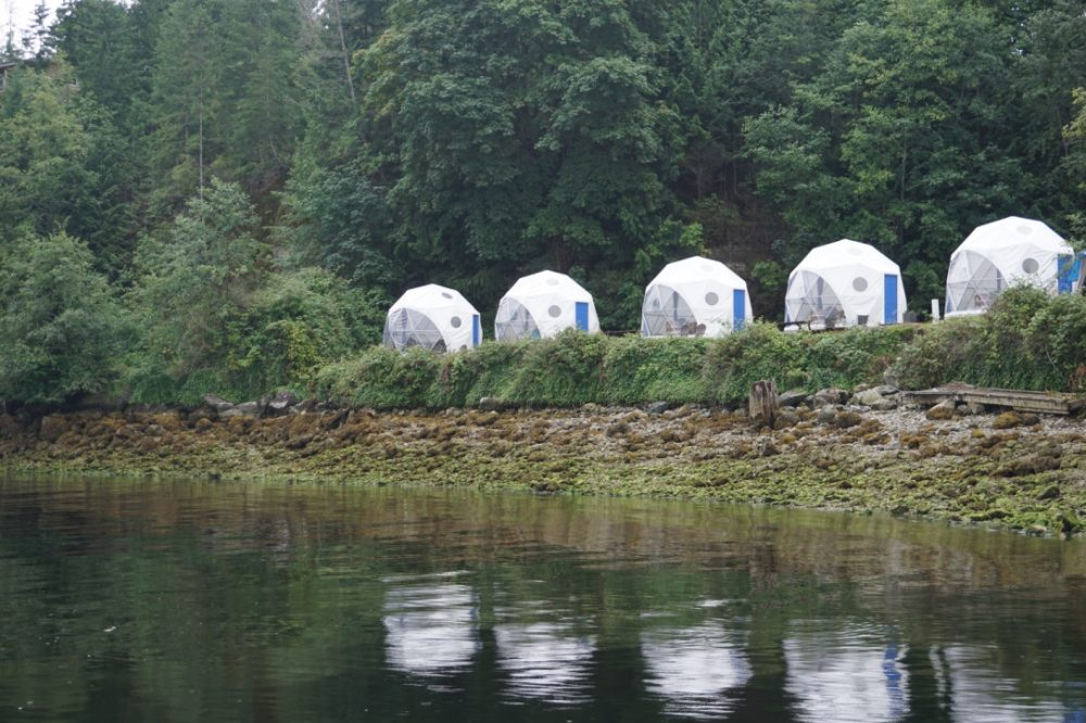 Eco Resort, resort shelters, airbnb, glamping resorts, glamping resort shelters Pacific Domes