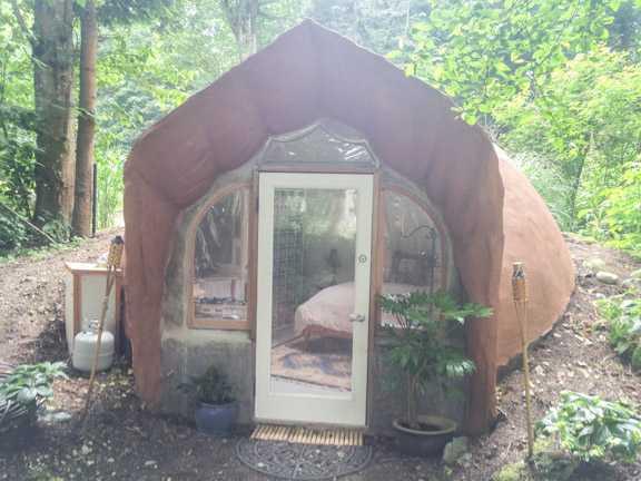 Dragon Crete Prototype Dome