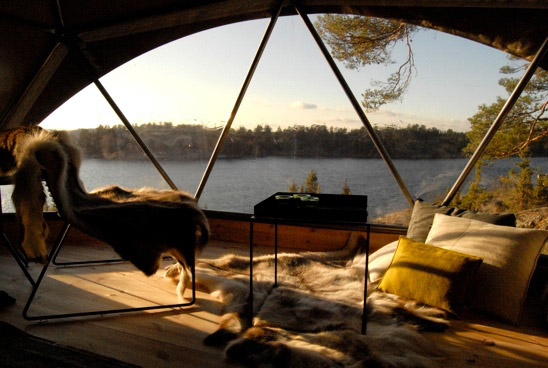 glamping lodge, glamping tent, dome shelters, domed shelters, eco resort rental