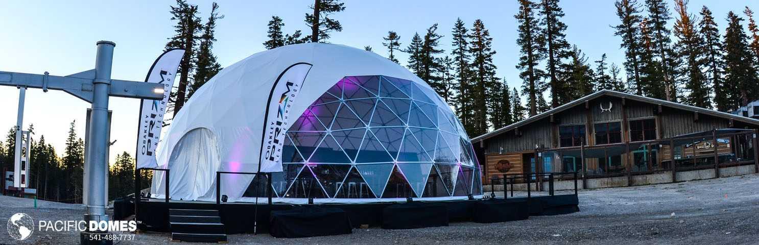 Oakley - Pacific Domes