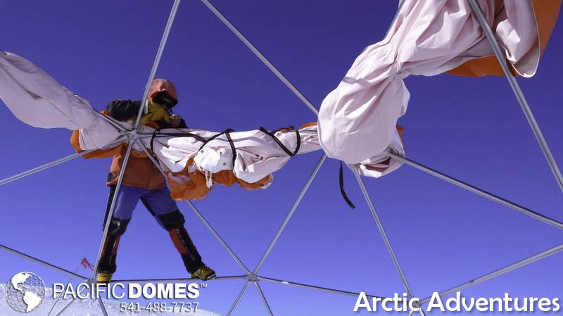 Arctic Adventures-Pacifc Domes