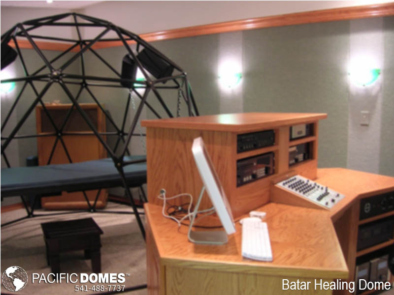 Batar Healing Dome-Pacific Domes
