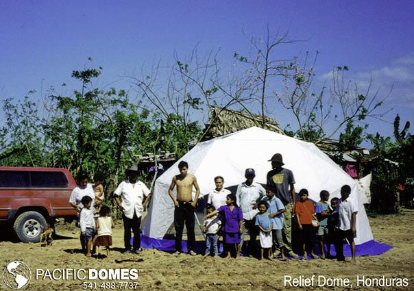 Honduras Relief Dome-Pacific Domes