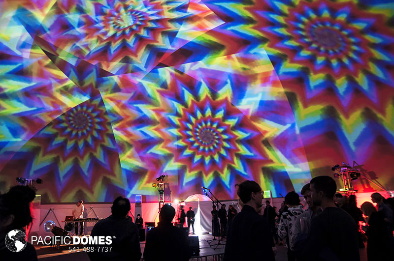 geodome event tents