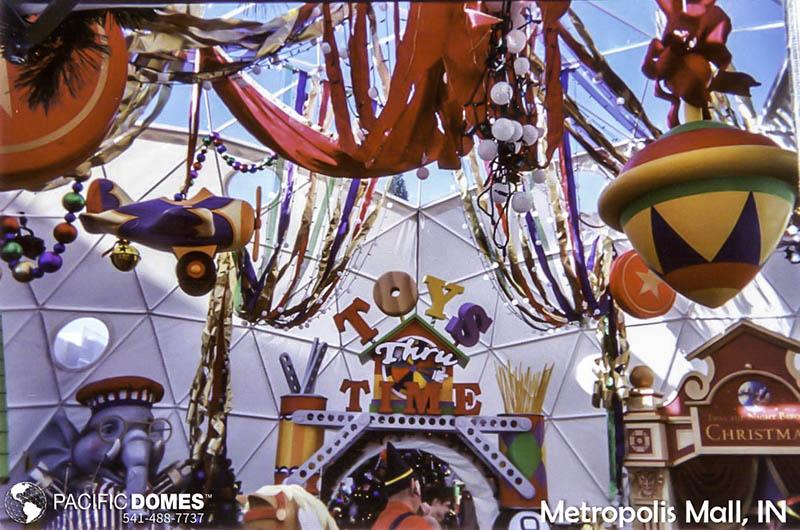 Metropolis Mall Dome-Pacific Domes