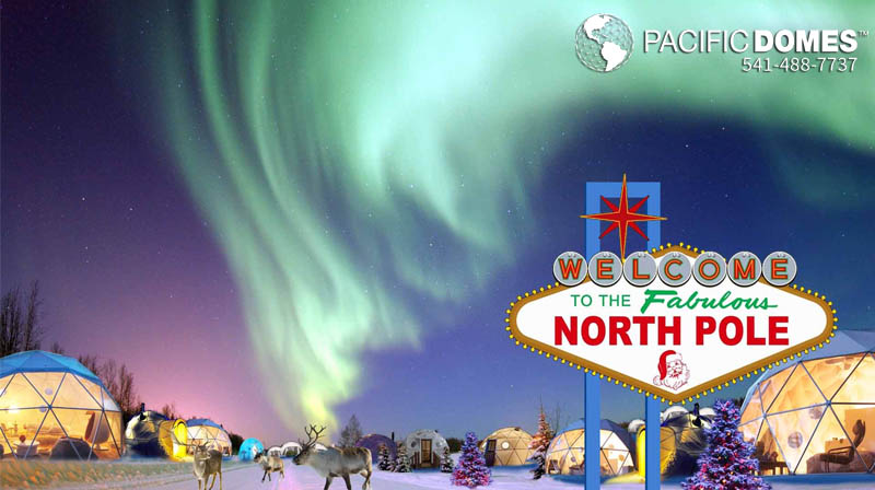 North Pole Dome Community-Pacific Domes