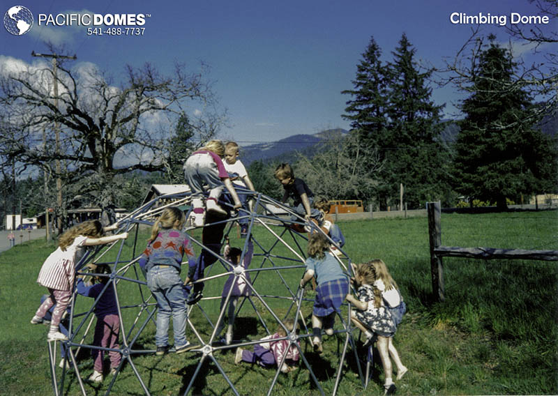 play domes, pacific domes