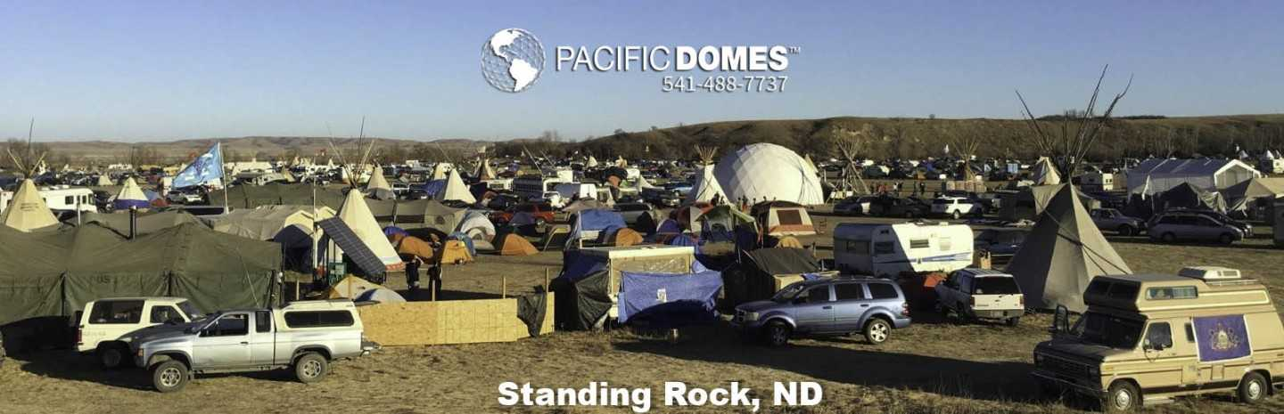 Pacific Domes - Standing Rock