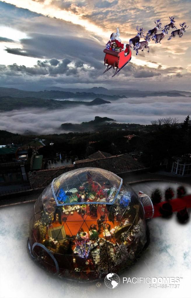 Santa-Dome-Flyover