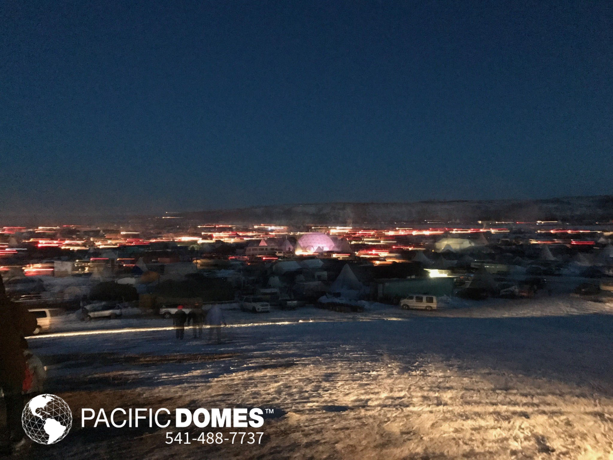 Standing Rock -Pacific Domes3