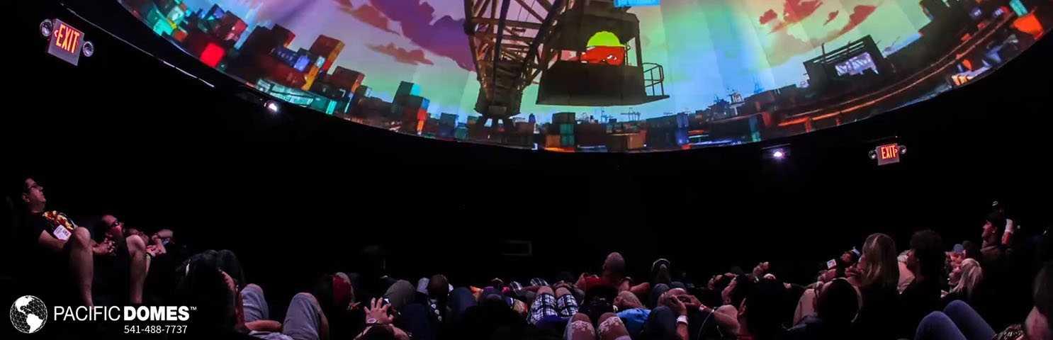 Comic Con - Pacific Domes