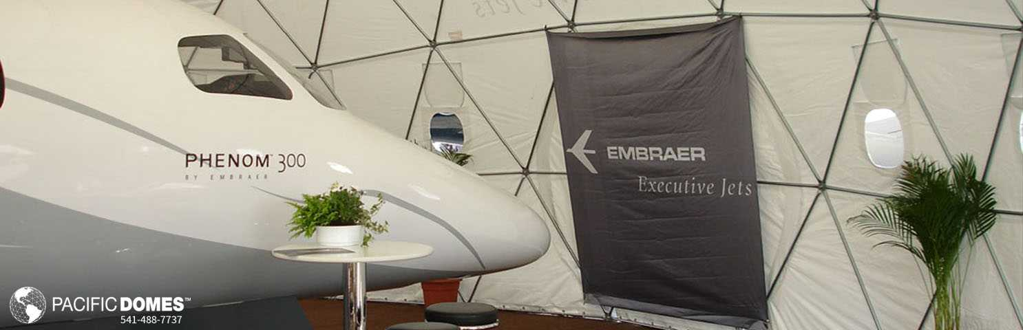 Embraer Dome - Pacific Domes