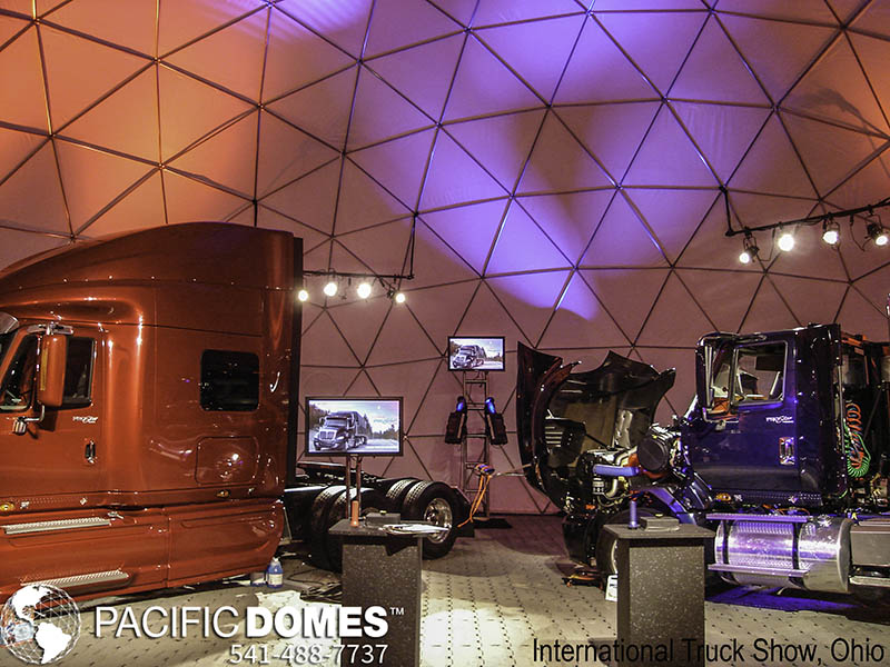 International Truck Show-Pacific Domes