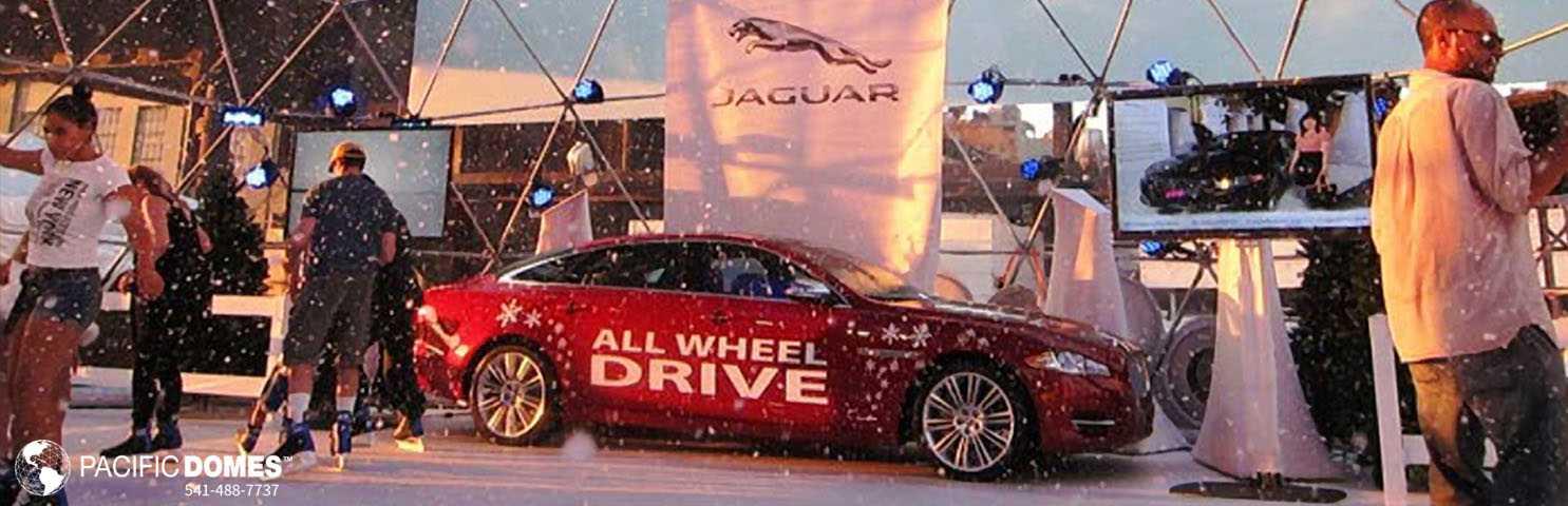 Jaguar Dome - Pacific Domes