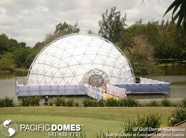 Golf Simulator-Pacific Domes