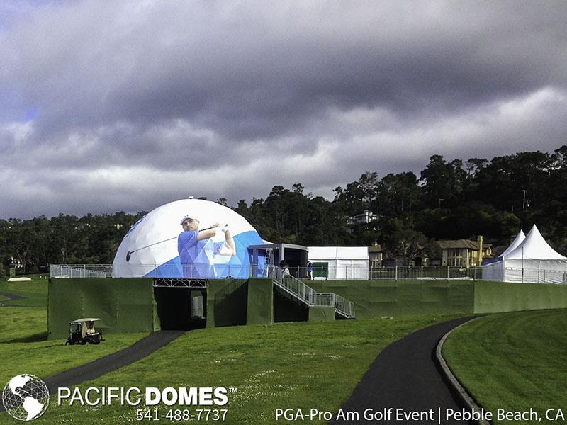 PGA Pro Am-Pacific Domes