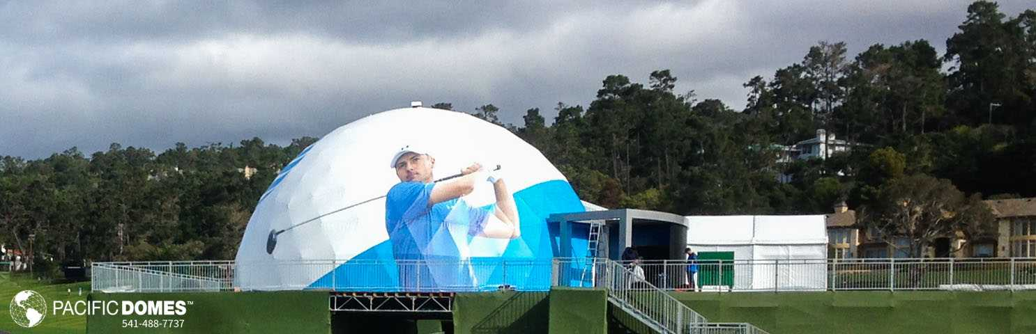 Pro Am Golf - Pacific Domes