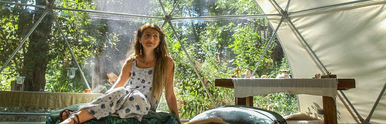 Pacific Domes Owner - Asha Deliveranc